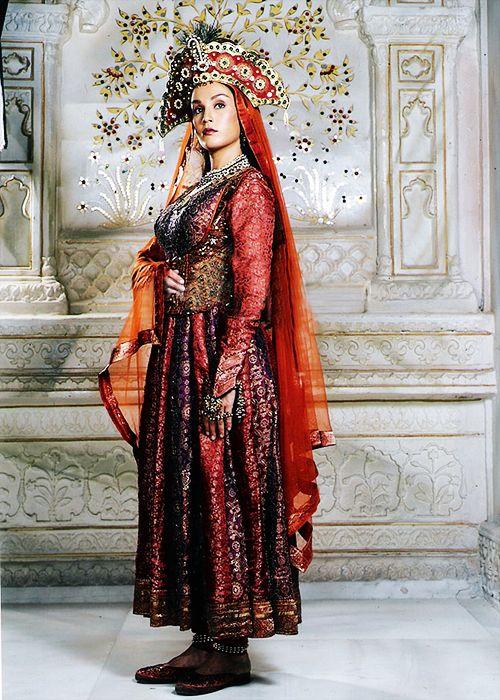 Sonya Jehan in 'Taj Mahal: An Eternal Love Story' (2005).