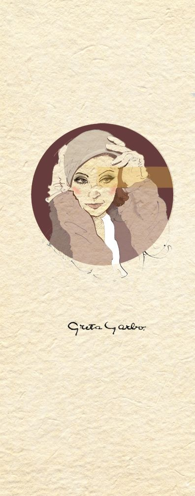 Greta Garbo the Golden Age of Hollywood on Behance