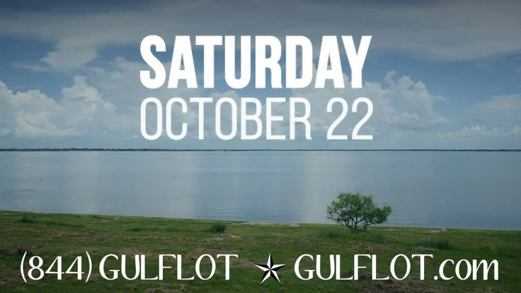 #RealEstate | Closeout Sale of Prime Dockable Waterfront. Call 844-GULF-LOT