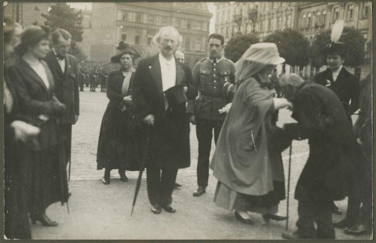 Premier Ignacy Paderewski, Warszawa 1919