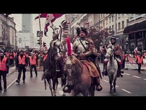 Polish Independence Day 2016 Święto Niepodległości - Polska Bastionem Europy - Marsz Niepodległości - YouTube