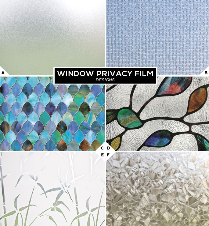 Best Bathroom Window Privacy Ideas On Pinterest Window - Window stickers for home privacy
