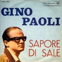 """Italiano con le canzoni: """"Sapore di sale"""" di Gino Paoli"""
