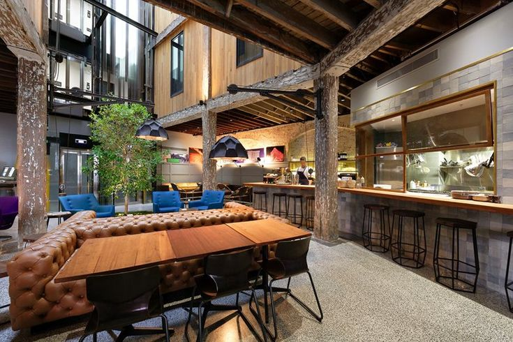 1888 Hotel, Pyrmont, 2013 - SHED Architects