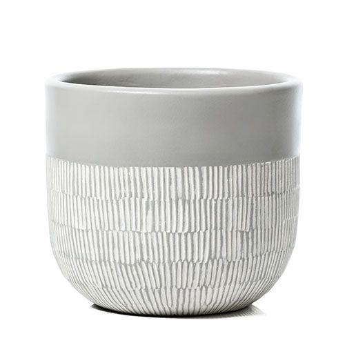 Arosa Pot Grey