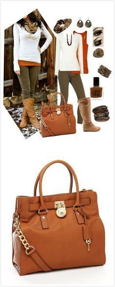 ♥♥♥ Michael Kors Hamilton Outlet 70$ exclusively Cyber Monday Bags Apricot