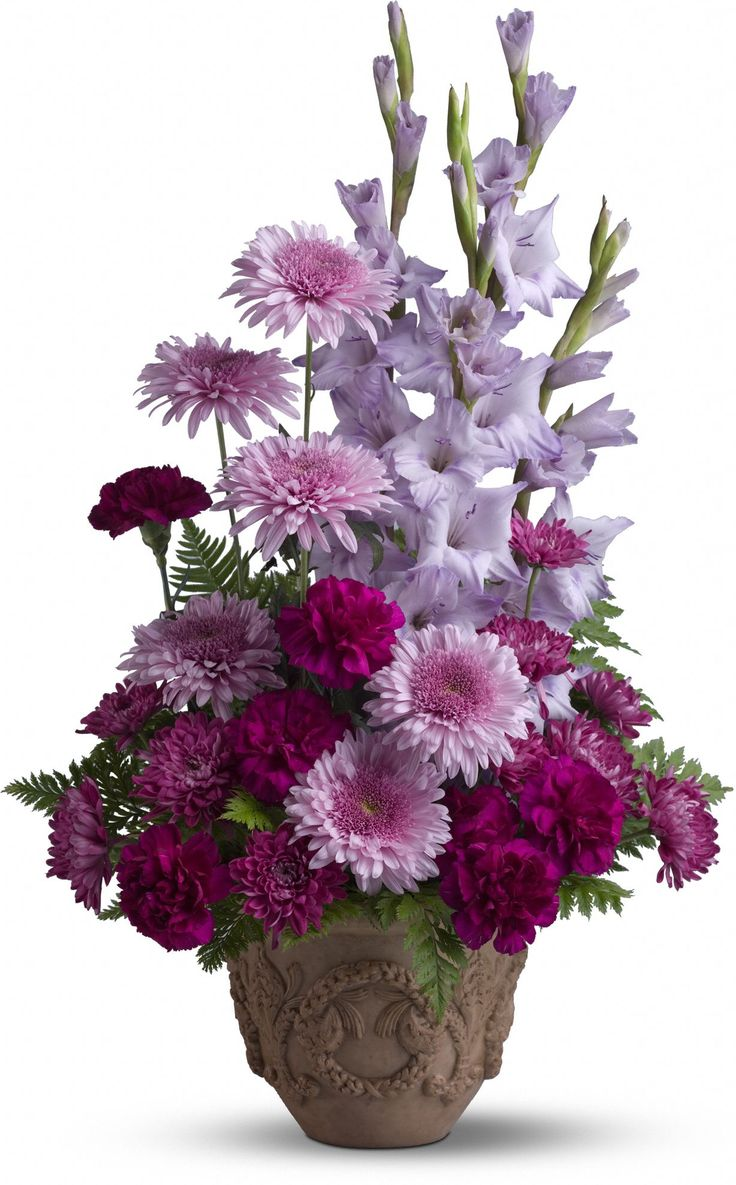 Teleflora's Heartfelt Memories - we have local glads to add to this special bouquet!
