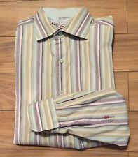 Robert Graham Shirt Men's Multi Colour Large