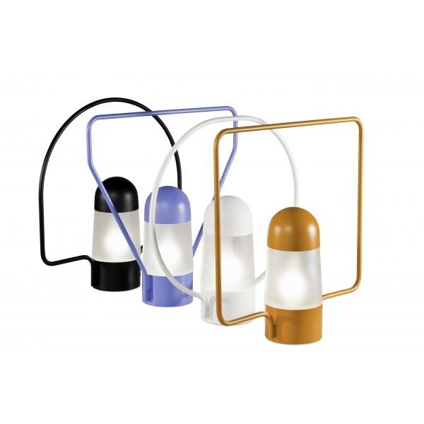 Lanterna A lampada WHITE
