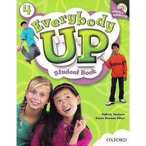 Everybody Up 4 Student Book - Tài nguyên giáo trình sách cd audio video hỗ trợ dạy và học tiếng anh