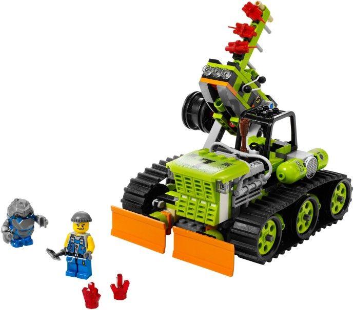 8707 Boulder Blaster Power MinersLego