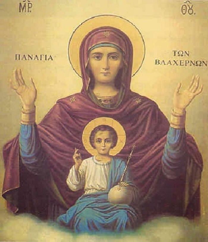 Προσευχή για την εγκυμοσύνη και για τη γέννα-τοκετό