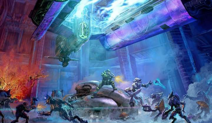 Truth And Reconciliation Halo Combat Evolved Wallpaper
