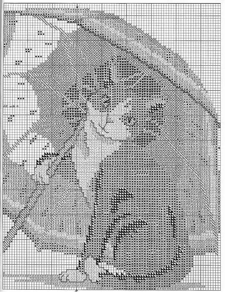 Gallery.ru / Фото #3 - Macka pod dazdnikom - zuzas (766x996)
