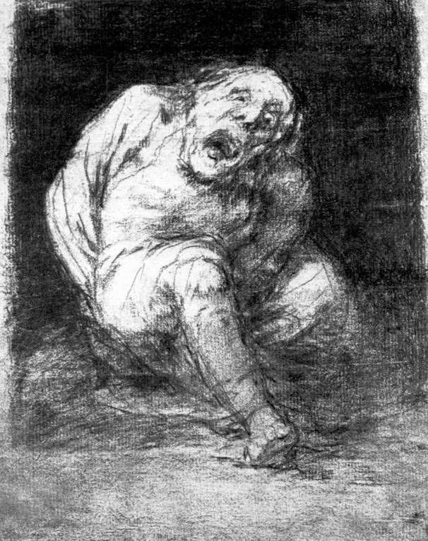 The idiot by GOYA