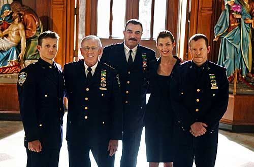 BLUE BLOODS is one of my favorite current TV shows.  Wish the new season were here already.