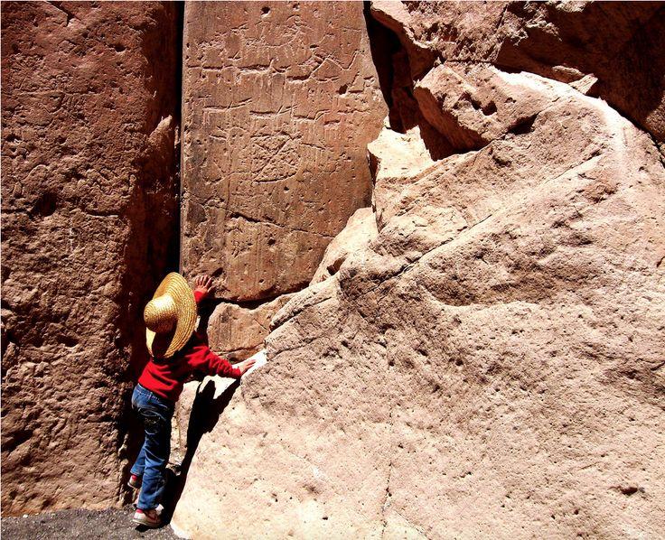 Petroglifos de Chillaiza