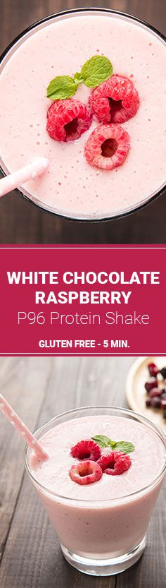 Indulge your taste buds, feed your body. The Plexus 96® white chocolate raspberry protein shake is rich in flavor AND healthy nutrients.