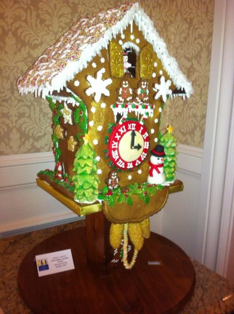 17 best images about gingerbread house cuckoo clock for Gingerbread house inspiration