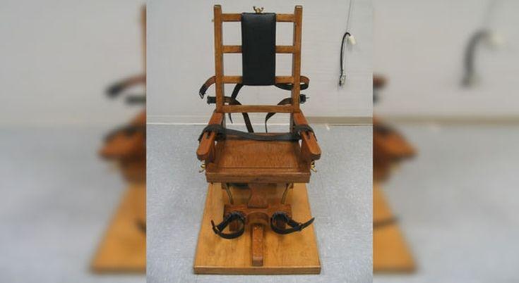 El Senado de Carolina del Sur aprobó la silla eléctrica debido a la falta de inyecciones letales - Infobae.com