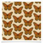 monarch butterfly backing paper cream member's free
