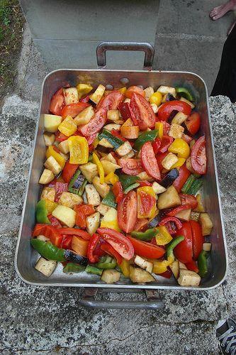 Gegrilde groenten 2