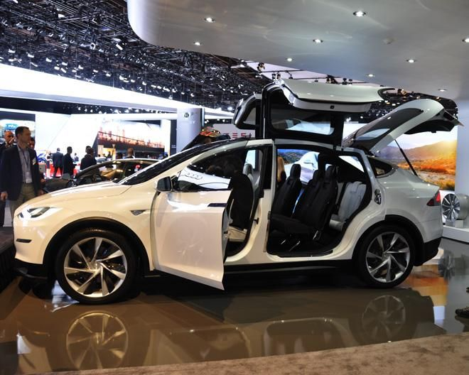 tesla car exposition - Google Search