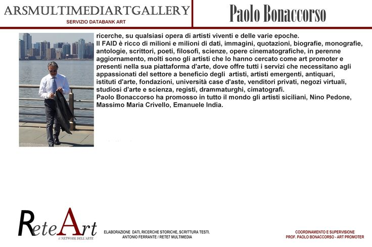 PAOLO BONACCORSO
