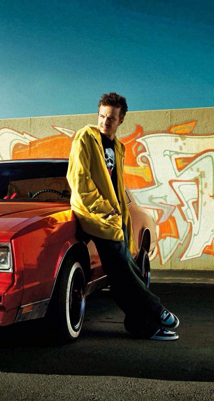 Breaking  Bad ~ Aaron Paul as Jesse Pinkman