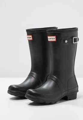 Köp Hunter Gummistövlar - black för 649,00 kr fraktfritt på Zalando.se // finns även på tullhuset