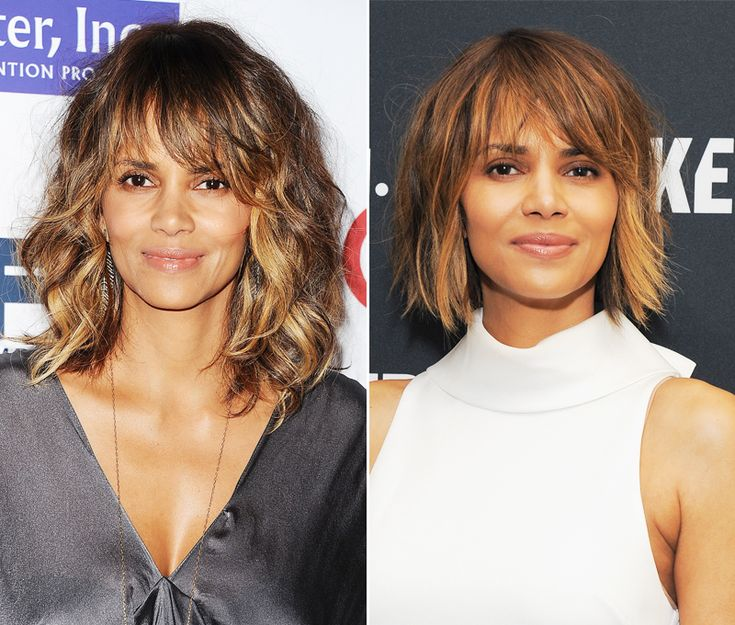 See the New Celebrity Hair Makeovers of 2016 - Halle Berry  - from InStyle.com