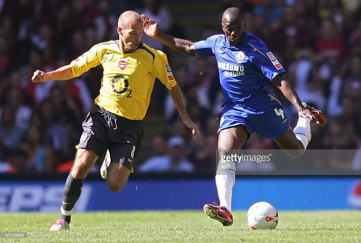 Find out what Claude Makelele is doing now.