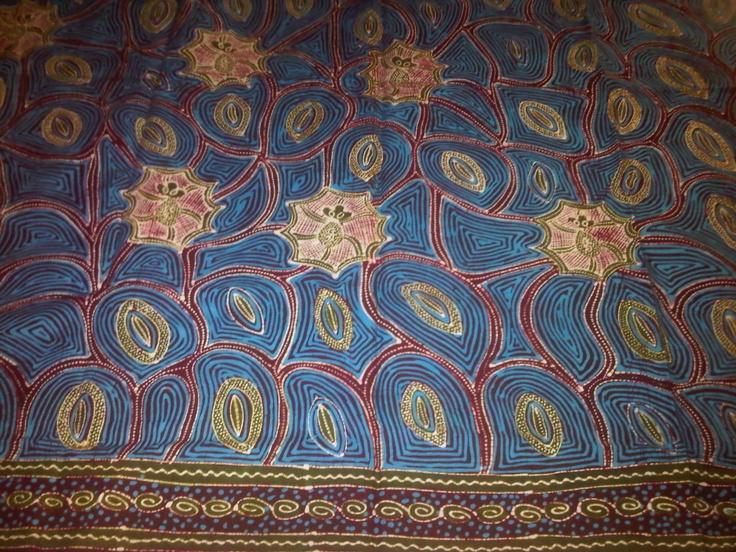 Batik tulis motif 3