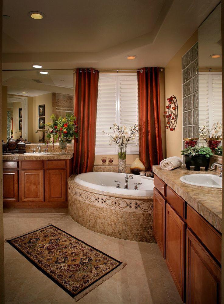 Luxurious Tuscan Bathroom Decor Ideas (1) Part 86