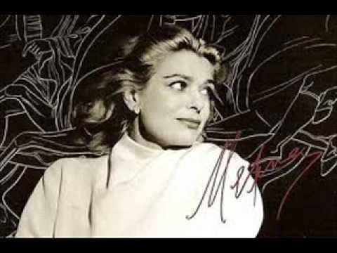 """""""des mots d'amour sous les arbres c'est la paix """" Yannis Ritsos dit par Melina Mercouri. LA PAIX"""
