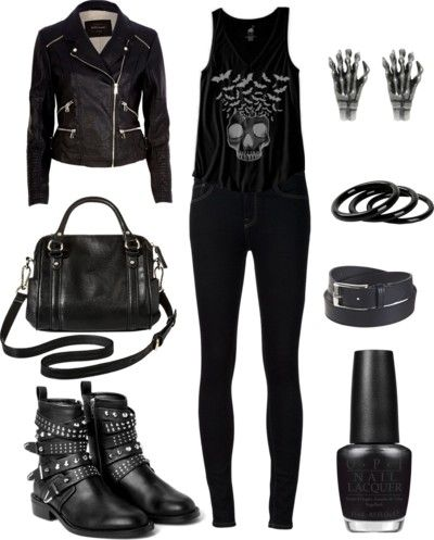 Reader Question: Goth Date Outfit Ideas http://www.theeverydaygoth.com/2015/10/reader-question-goth-date-outfits.html