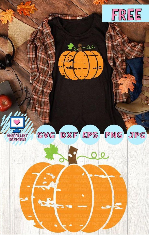 Free SVG file pumpkin svg halloween svg pumpkin clipart