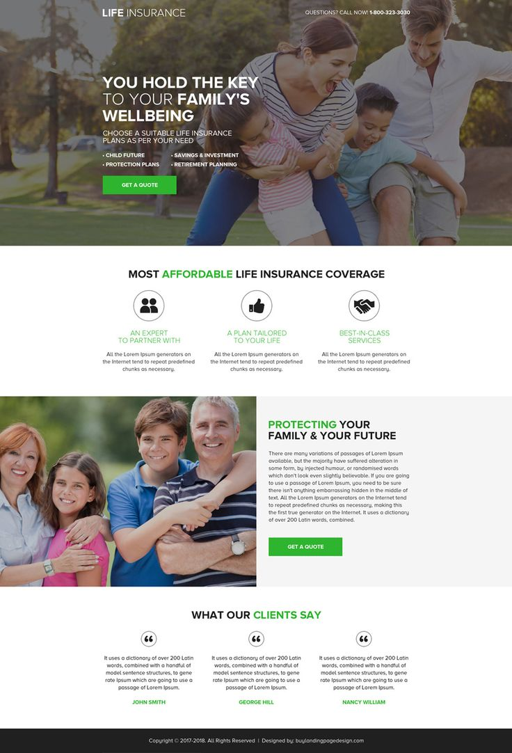 Download latest creative lead generation landing pages for ...