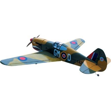 P-40 Warhawk - Modele zdalnie sterowane