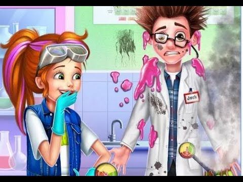Science Girl Lab Super Star - Android gameplay TabTale Movie  apps  free...