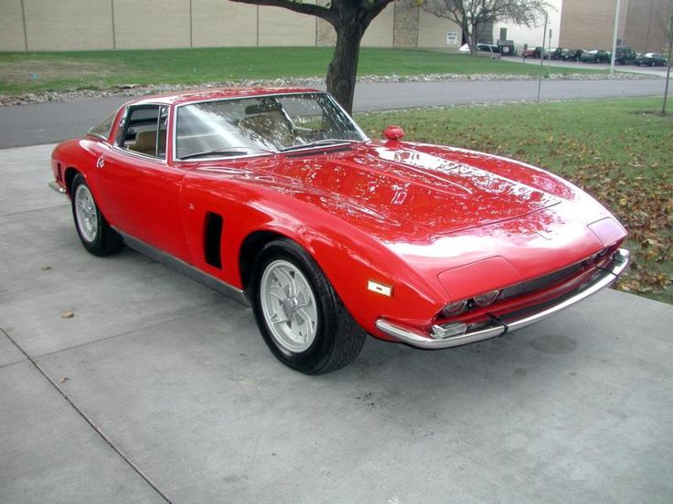 1971 iso grifo sii coupe cars cars coupe bike. Black Bedroom Furniture Sets. Home Design Ideas