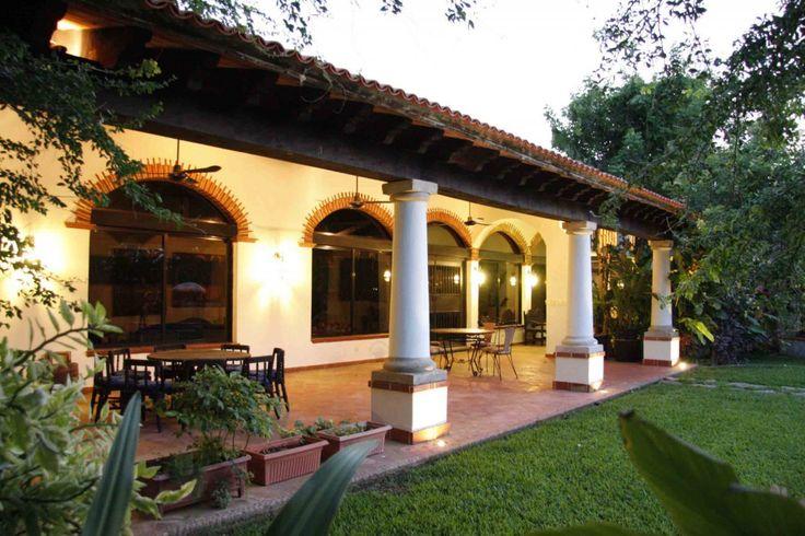 Асьенды ― колониальные поместья в Мексике