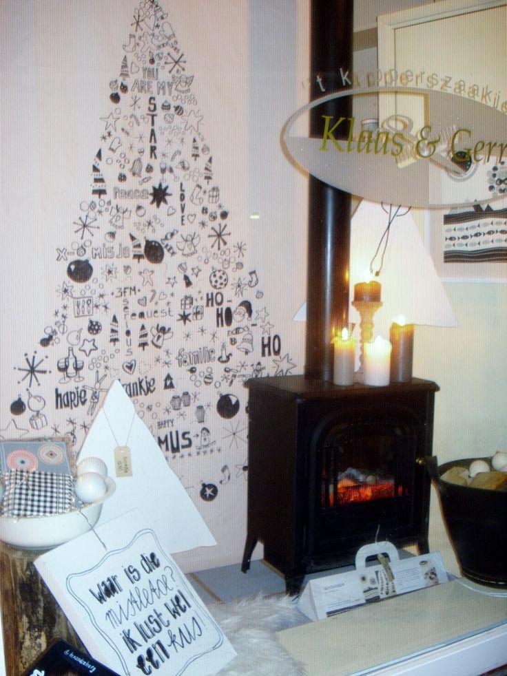 1000 images about kerstdecoratie op pinterest kerstbomen adventskalender en vilten - Koffiebar decoratie ...