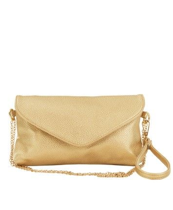 Cappuccino Gold Sling Bag #ohnineone