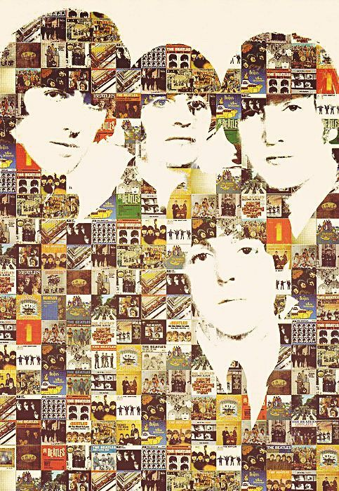 #The Beatles An amazing work of art.