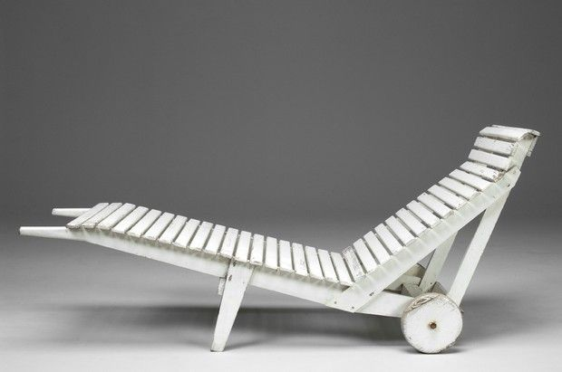Aino Aalto Chaise by Artek (40's)