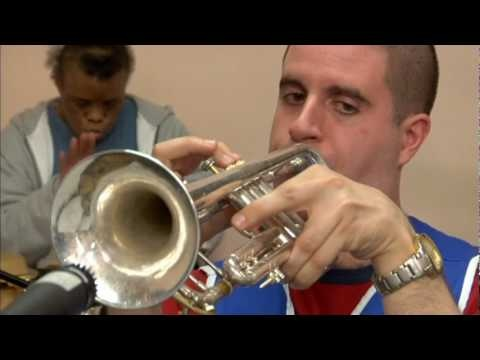For Once In My Life documentary trailer - this is a BEAUTIFUL movie about adults with disabilities who play in the Spirit of Goodwill band in Miami FL