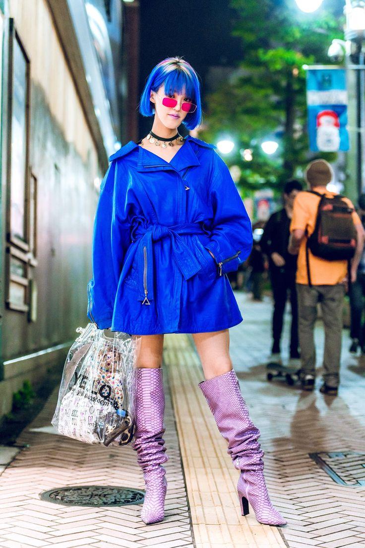 Der beste Street Style der Tokyo Fashion Week im Frühjahr 2019: Es gibt einen Grund, warum … – Mode