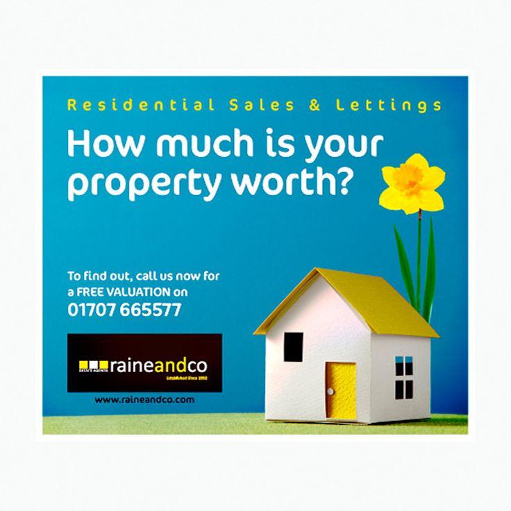 63 best Estate Agents seasonal leaflet design ideas images on