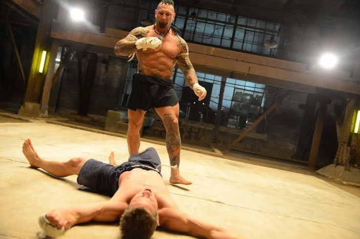 M.A.A.C. – Teaser Trailer For KICKBOXER: VENGEANCE Starring ALAIN MOUSSI & JCVD. UPDATE: RLJE To Distribute